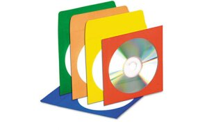 COLOUR CD SLEEVES